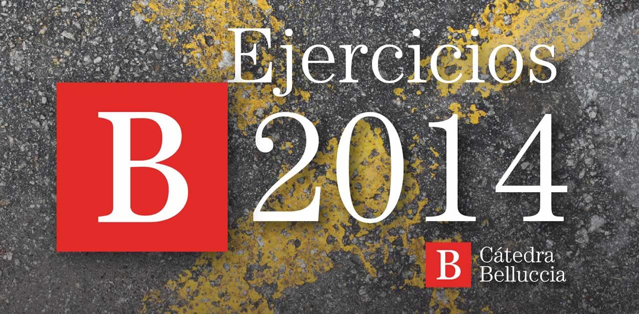 Ejercicios 2014-01