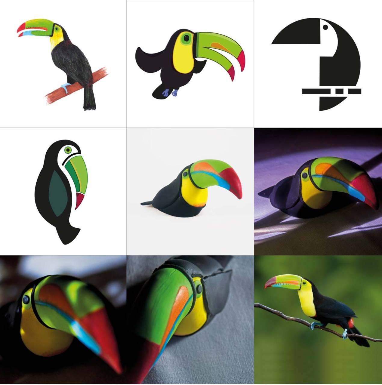 Diseño 1, representación gráfica