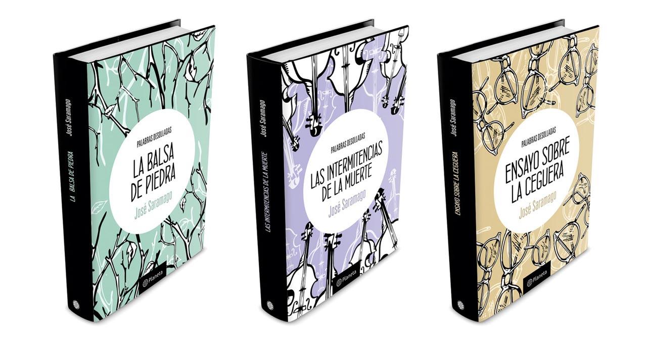 Diseño 1, tapas de libros